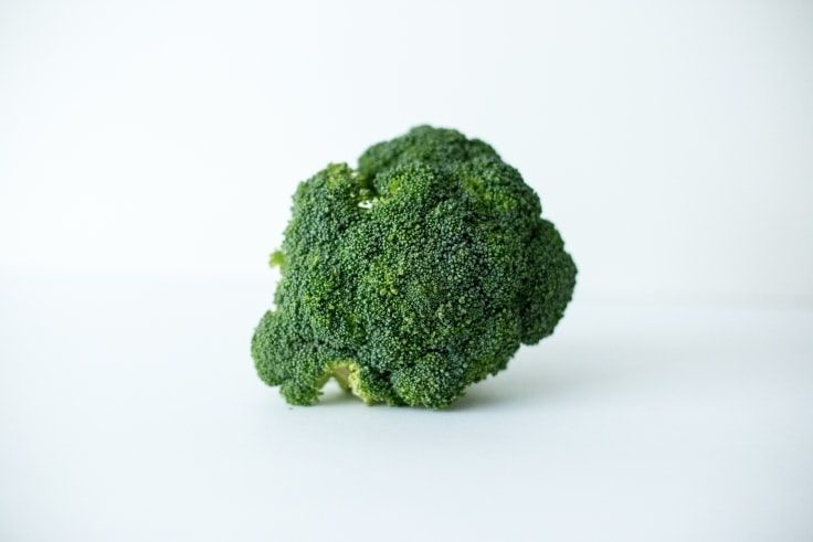High-Protein Foods - Broccoli