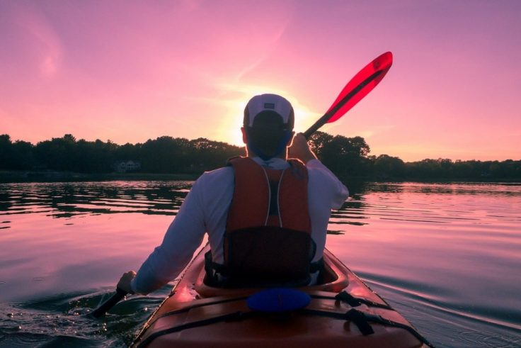 Muscles Used In Kayaking