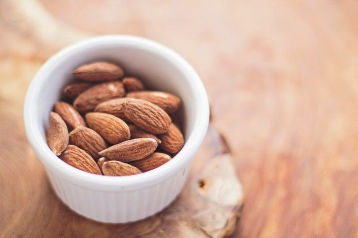 Protein-Rich Foods - Almonds
