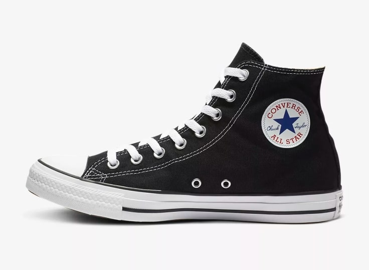 Best Weightlifting Shoes - Converse Chuck Taylor All Star