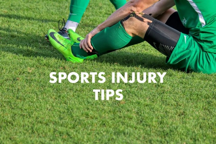 Tips To Come Back From A Sports Injury Stronger