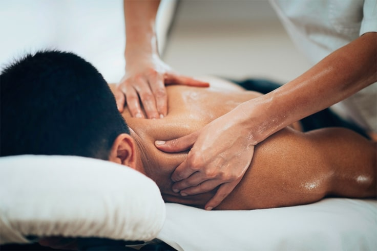 Massage Helps To Improve Recovery Time In Sports Injuries