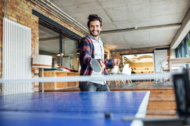 Ping Pong Benefits - Top Reasons To Play Table Tennis