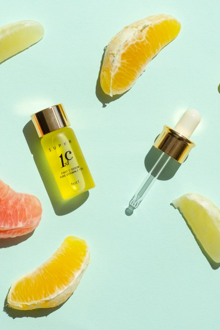 Liz K First C Pure Vitamin C Serum
