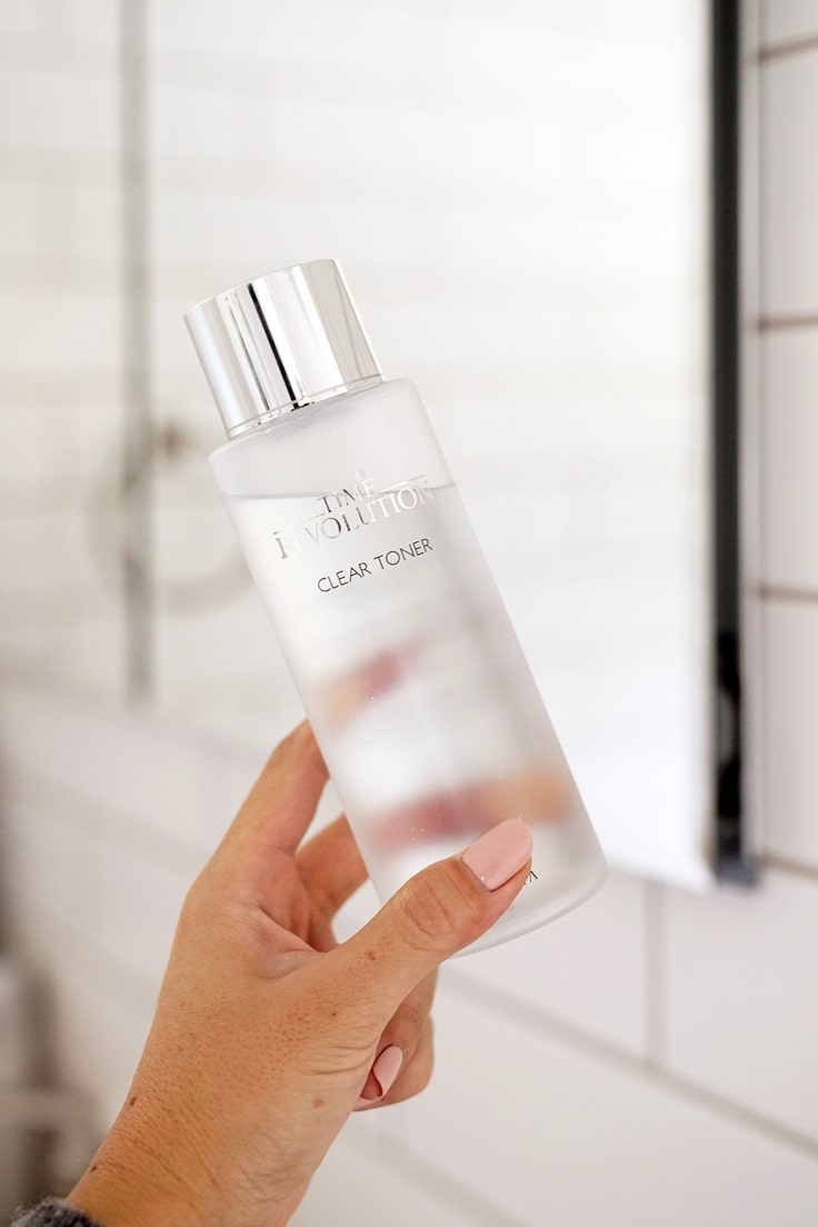 Top Korean Skincare Products - Missha Time Revolution Clear Toner