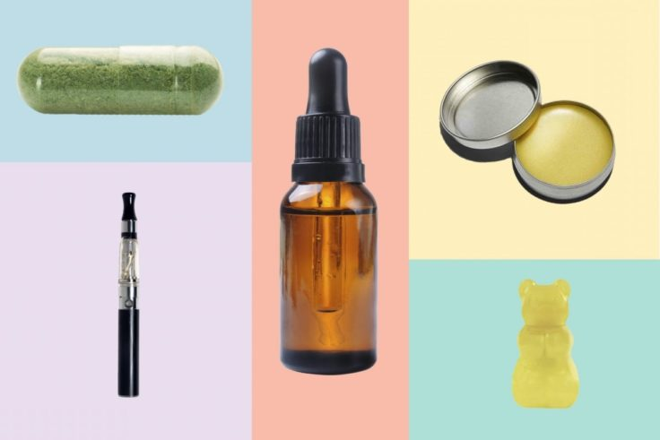 The Most Effective Ways To Consume CBD