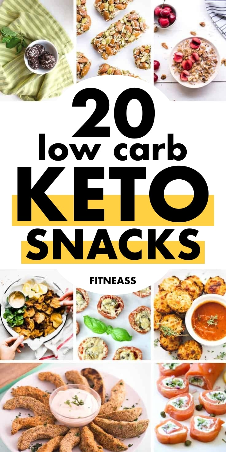 20 Best Keto Snacks To Burn Fat All Day Long
