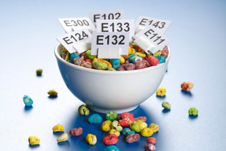 Side Effects Of Food Additives And Chemicals