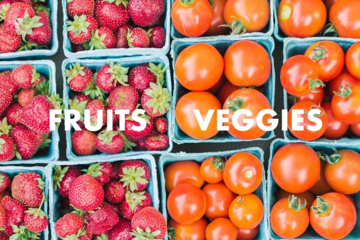 The Importance Of Fruits And Vegetables For A Healthy Lifestyle