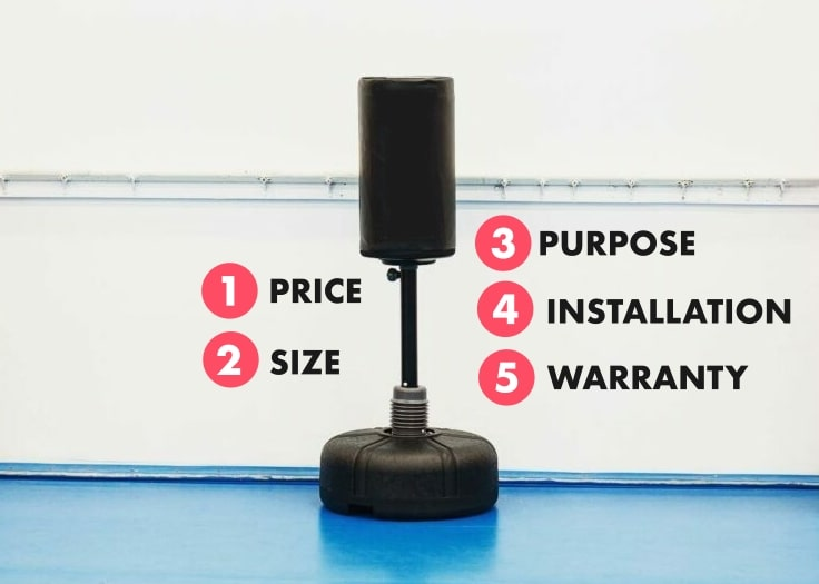 How To Choose The Best Free-Standing Punching Bag
