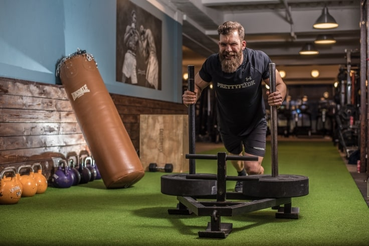 Crossfit Can Help You Manage Withdrawal Symptoms