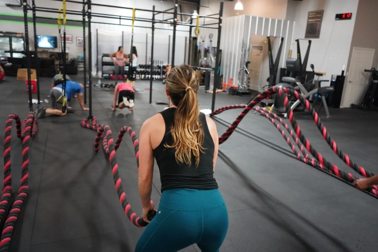 Crossfit Classes Are Great For Socialization
