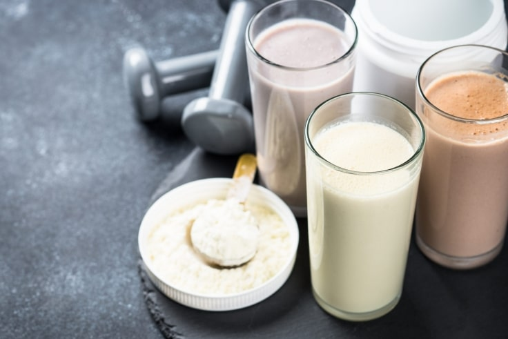 Whey For Muscle, Strength, And Recovery