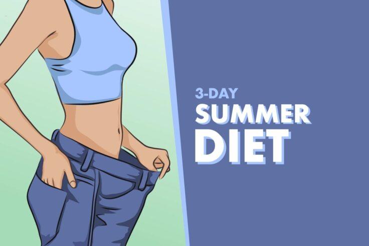 3-Day Slim Down Diet