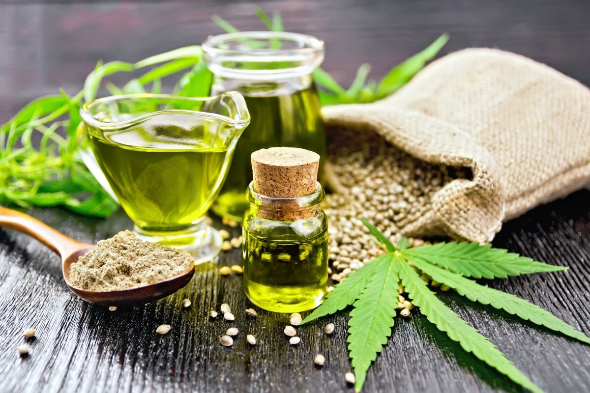 How To Add Hemp Oil To Your Daily Meals - Fitneass
