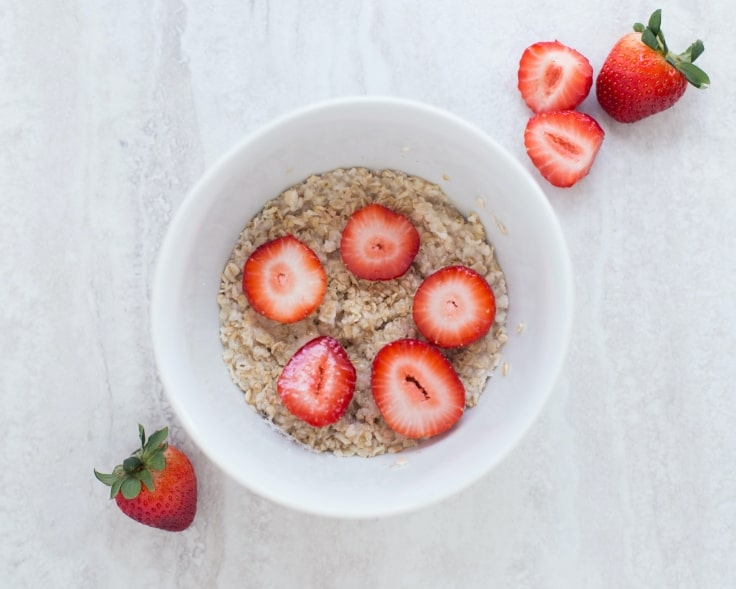 Lower Blood Pressure With Oatmeal