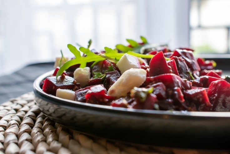 Lower Blood Pressure With Red Beets