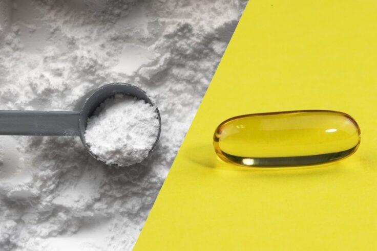 Collagen vs Whey Protein