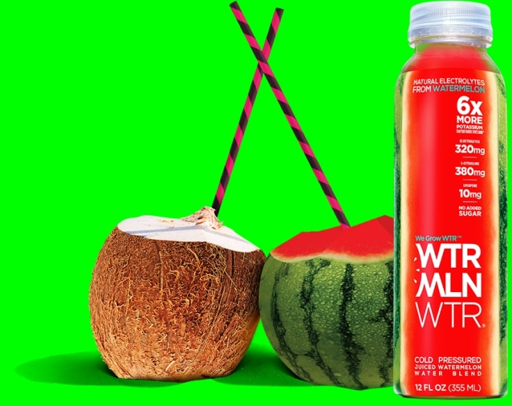 Natural Sports Drink - Watermelon Water