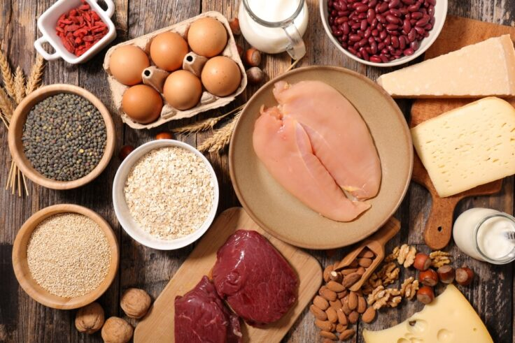 High-Protein Diet To Increase Muscle Mass