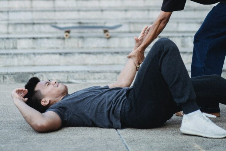 How To Deal With Slip And Fall Injuries