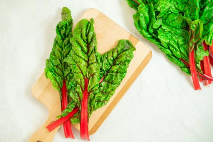 Swiss Chard Is One Of The Most Nutritious Leafy Greens