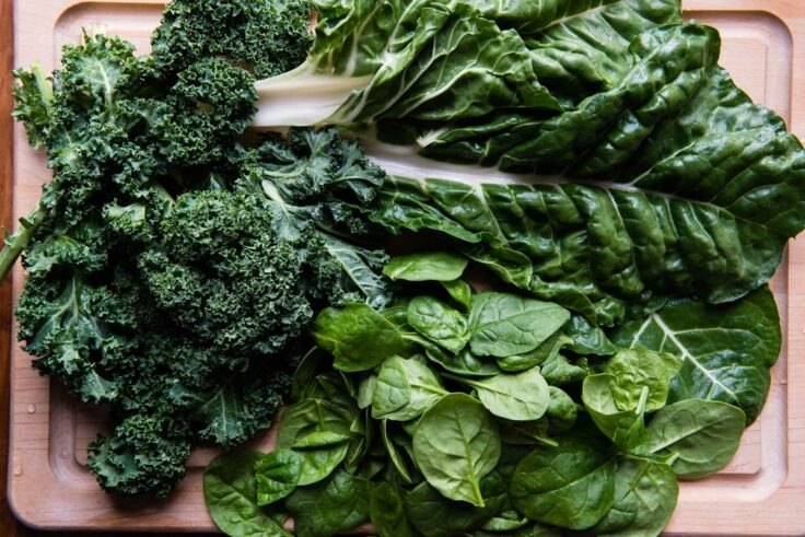 The Most Nutritious Leafy Greens