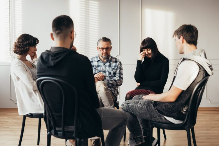 6 Steps To Trauma Recovery
