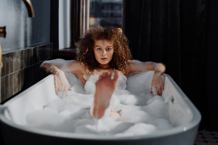 Ways To Relieve Built-Up Stress - Take A Relaxing Bath