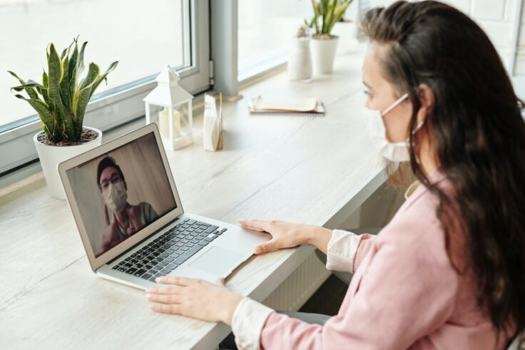Activities For Better Health - Have A Group Video Call