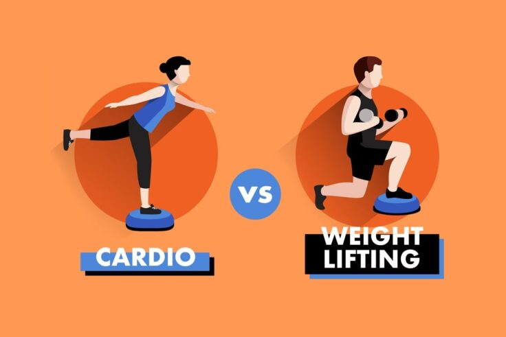Health Benefits Of Cardio And Weightlifting