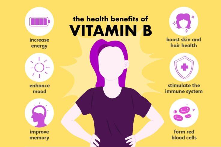 Health Benefits Of Vitamin B