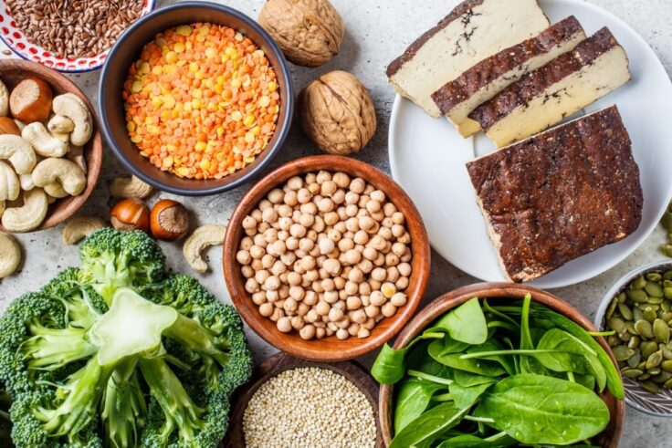 20 Protein Sources For Vegans And Vegetarians