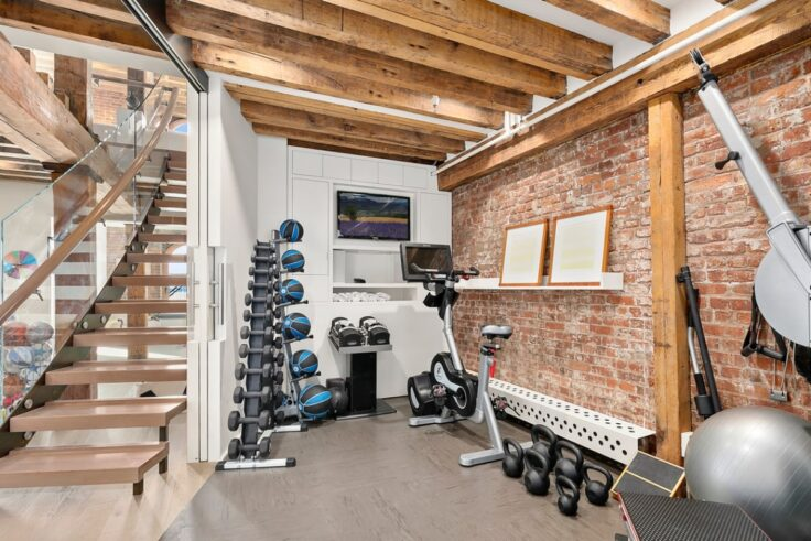 9 Easy Ways To Decorate Your Home Gym