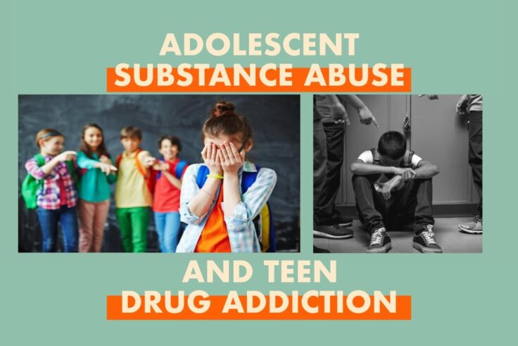 Adolescent Substance Abuse And Teen Drug Addiction