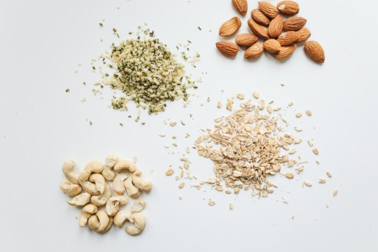 Nuts And Seeds Are Packed With Iron