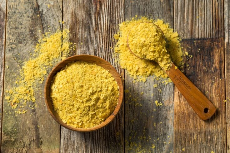 Protein Sources For Vegans - Nutritional Yeast