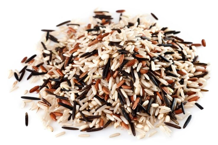 Protein Sources For Vegans - Wild Rice
