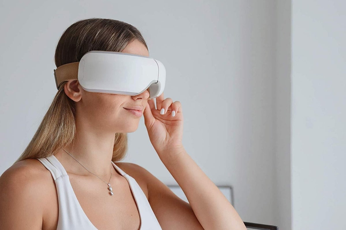 The Benefits Of The Eye Massager