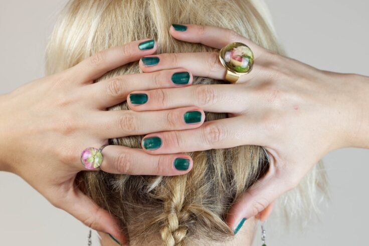 How To Get Healthier Hair And Nails